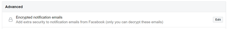Facebook-public-key