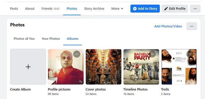 Facebook-Private-photos