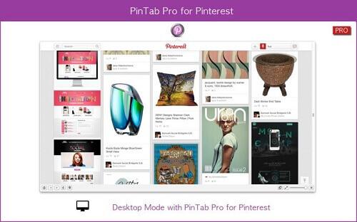 PinTab Pro for Pinterest